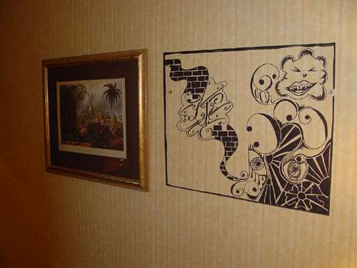 Secret Wall Art