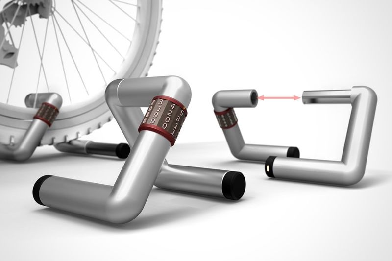 Dual-Purpose Bicycle Accessories