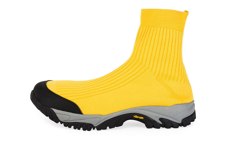 Heavy Traction Sock-Like Shoes