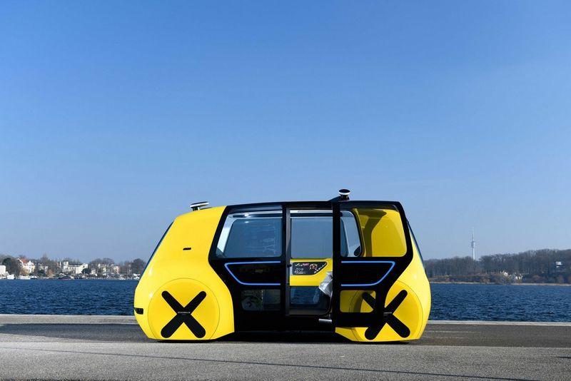 Autonomous School Buses