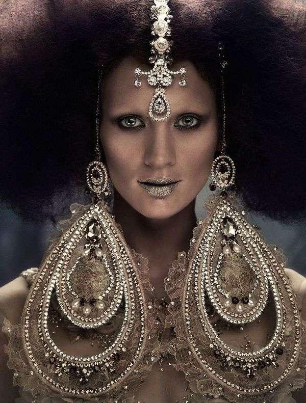 Persian Princess Portraits