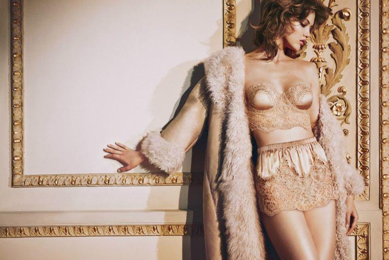 Seductive Villa Fashion Ads