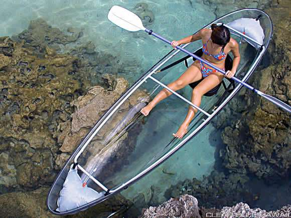 See Through Kayaks