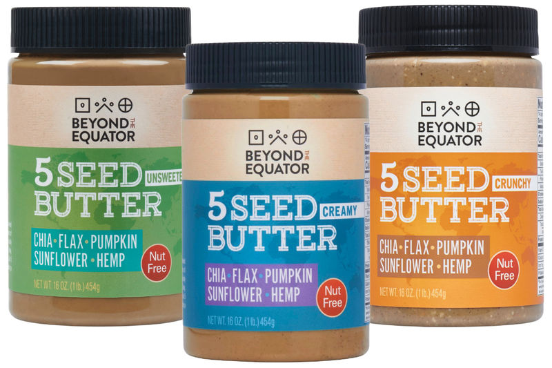Multi-Seed Butter Spreads