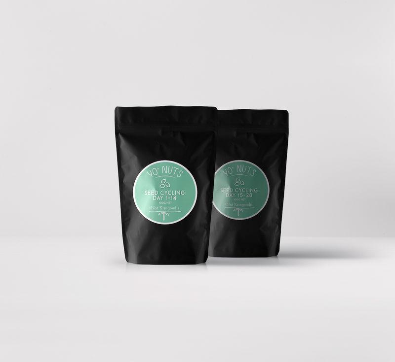 Hormone-Balancing Seed Mixes
