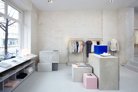 Minimalist Sportswear Pop-Up Shops