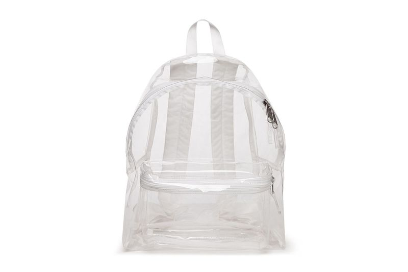 Streetwear-Inspired Translucent Bags
