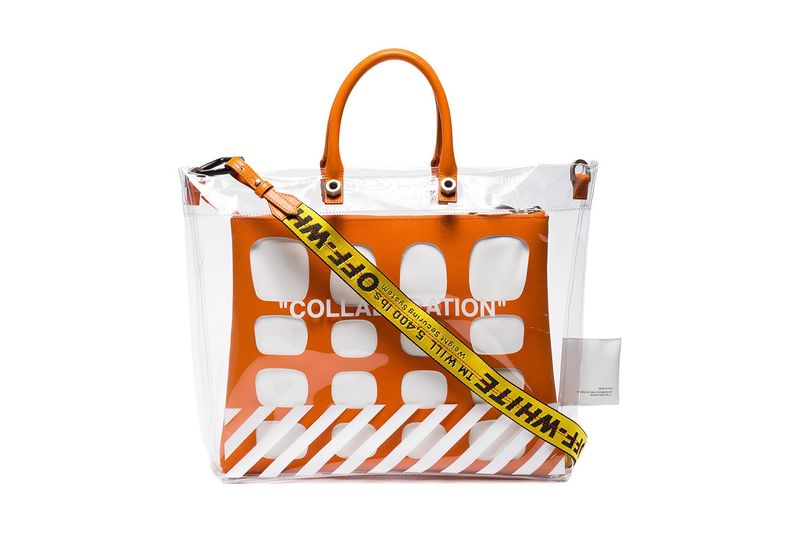 See-Through Tote Bags