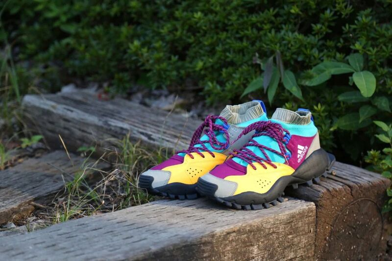 Revitalized 90s Trail Runners