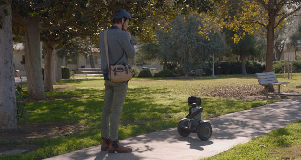 Self-Driving Hoverboards