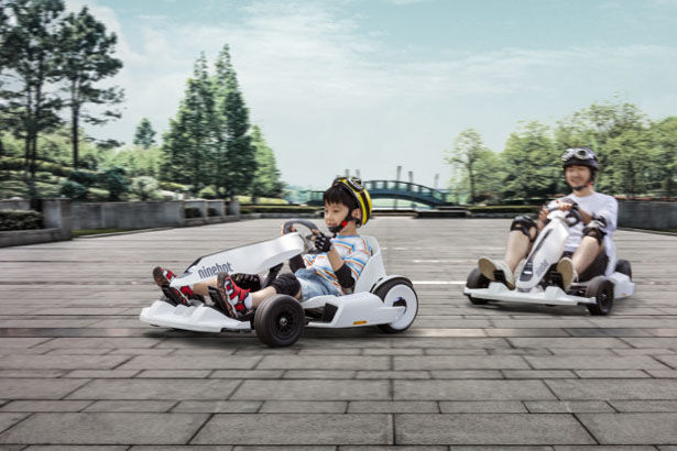 All-Ages Electric Go-Karts