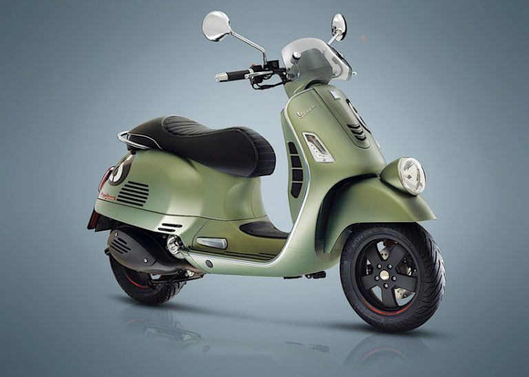 Re-Imagined Classic Scooters