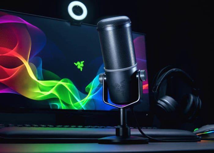 Professional-Grade Streamer Microphones