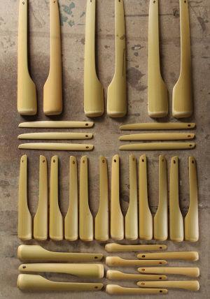 Minimalist Bamboo Utensils