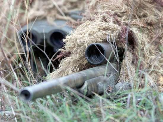 Self-Aiming Sniper Rifles