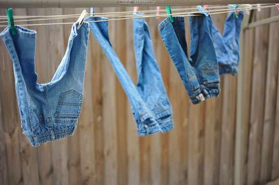 Washer-Free Denim