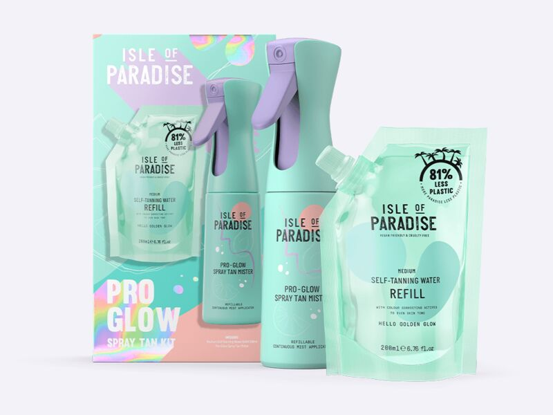 Self-Tanning Spray Kits