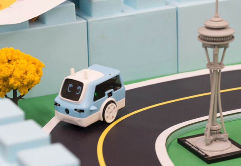 Educational Autonomous Vehicle Toys