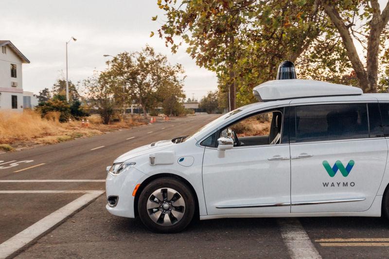 Autonomous Ride Share Vehicles