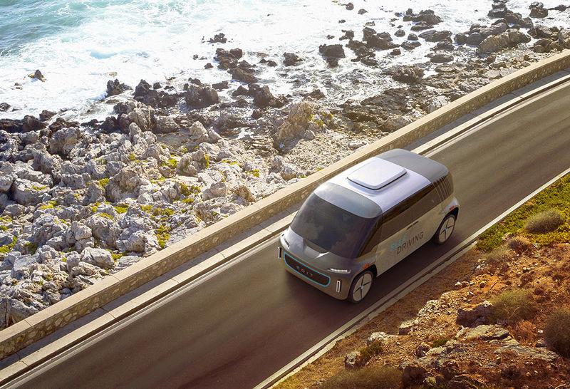 Modular Self-Driving Vehicles