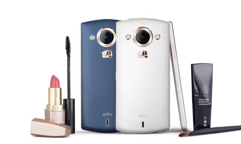 Glamorous Selfie Phones