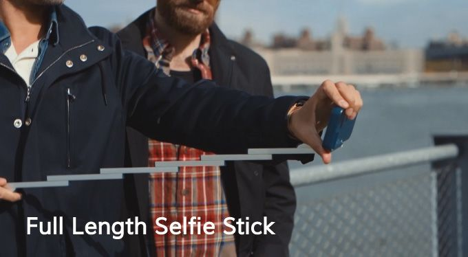 Selfie Stick Smartphone Cases
