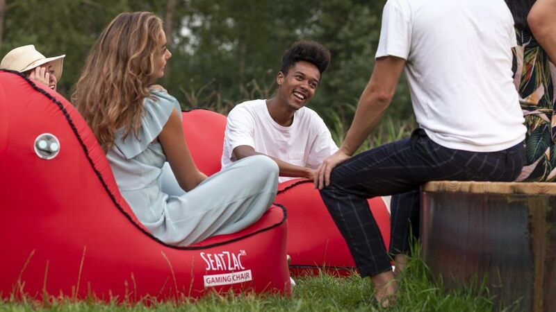 Inflating Gamer Seating Solutions