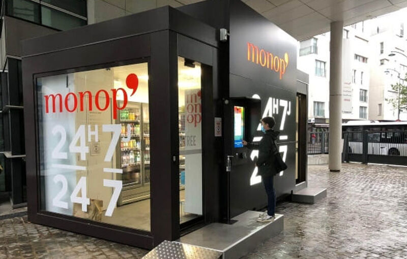 Automated Self-Service Stores