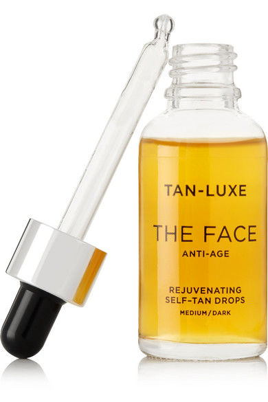 Nourishing Self-Tanning Face Drops