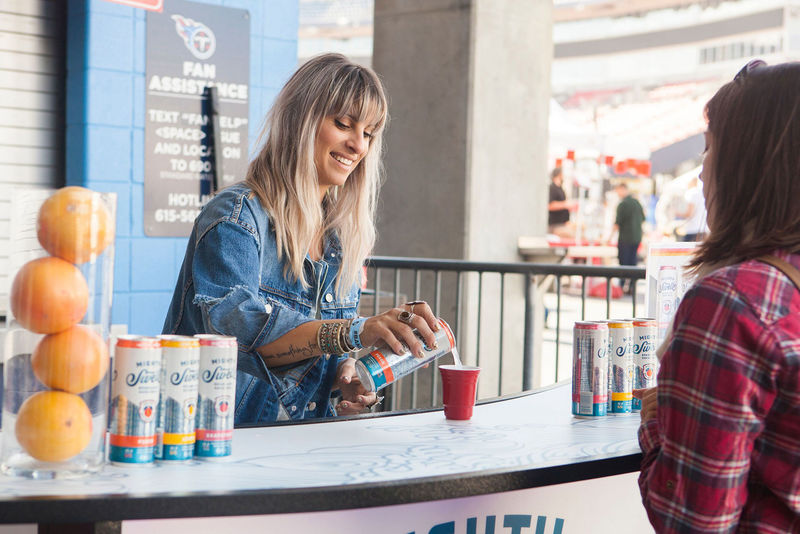 Touring Hard Seltzer Festivals