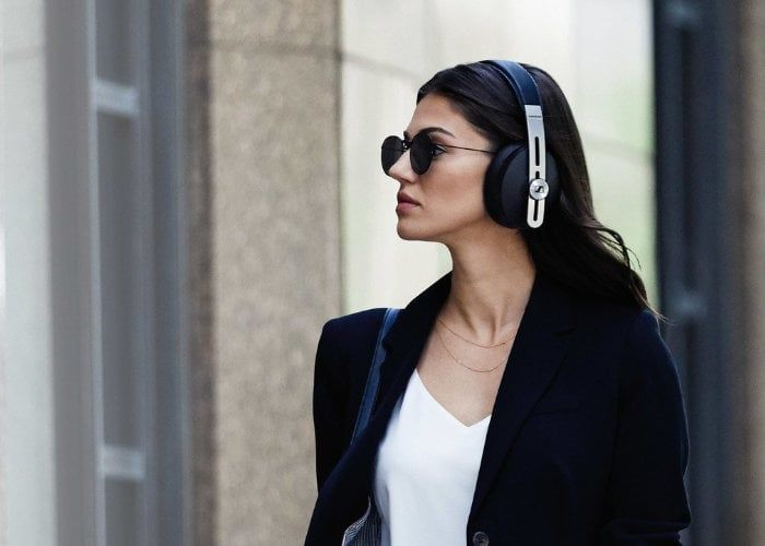 Tracking Sensor Headphones