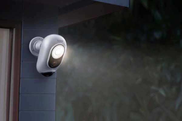 Smart Low-Cost Security Cameras