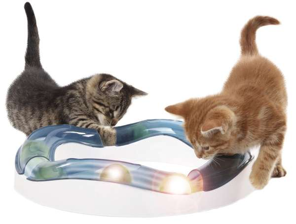 Cat Reflex Exercisers