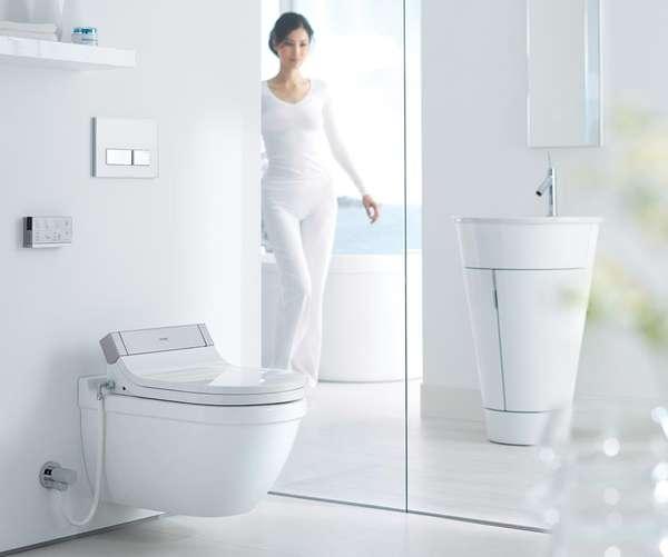 Remote Control Toilets