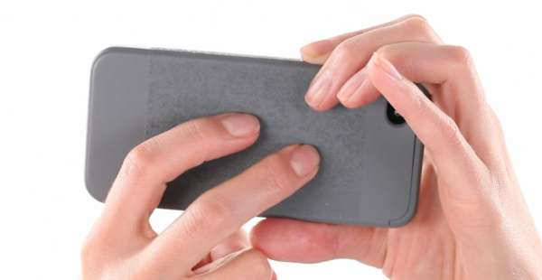 Touch-Reversing Smartphone Protectors