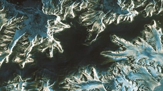 Satellite Earth Photography