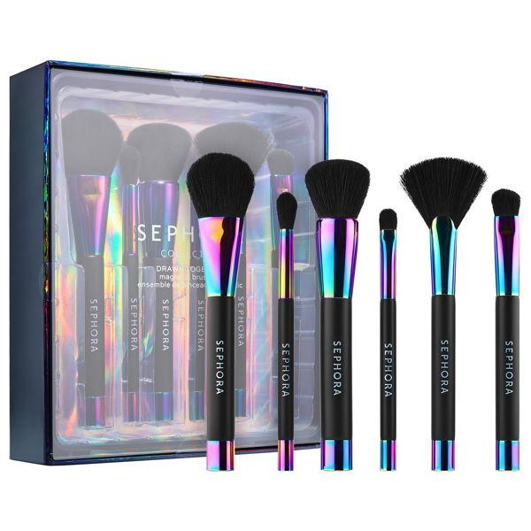 Magnetic Makeup Brush Sets