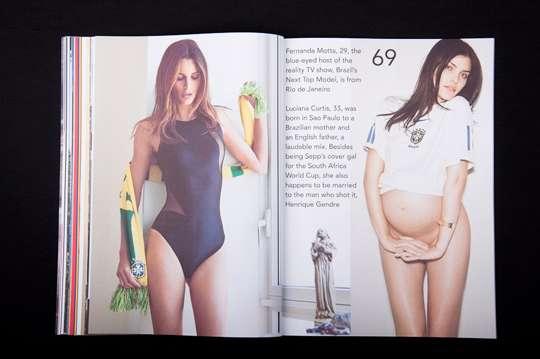 FIFA Fashion Mags
