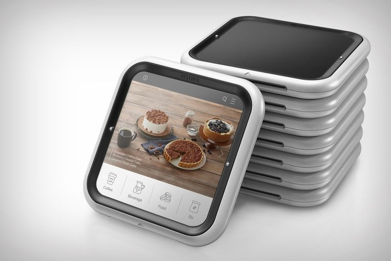 Automated Restaurant Tablets