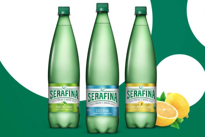 Premium Italian Sparkling Water