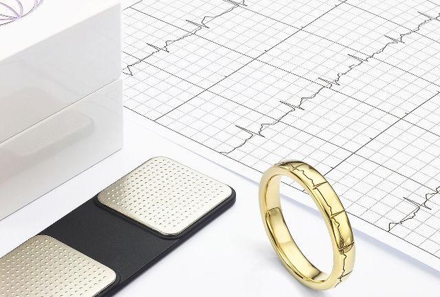 Personalized Visual Heartbeat Jewelry