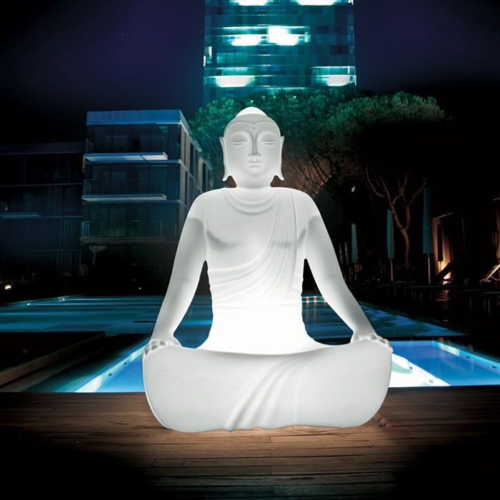 Illuminated Buddha Chairs
