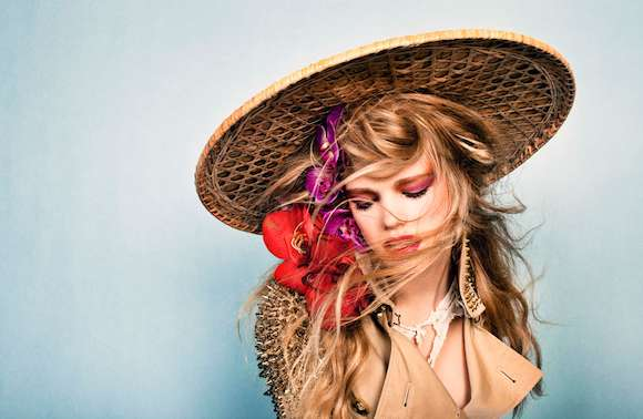 Colorful Couture Captures