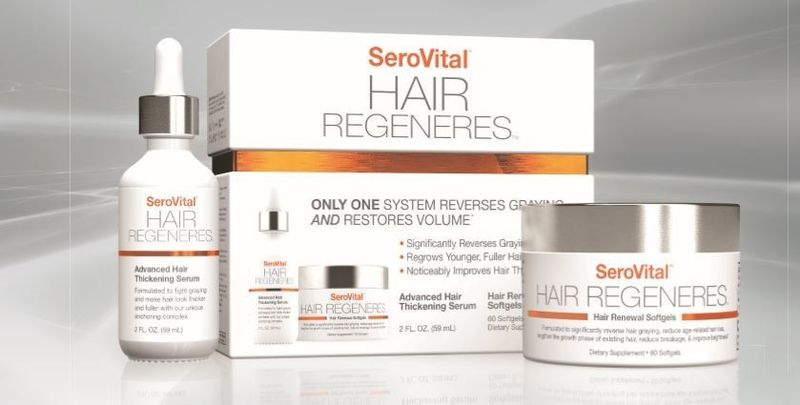Anti-Aging Hair Systems
