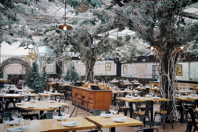 Winterized Rooftop Restaurants