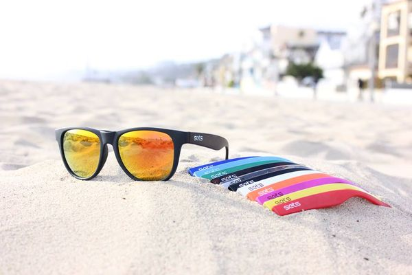 Charitable Interchangeable Sunglasses