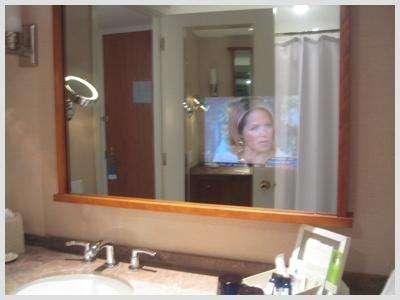 Seura Television Mirror