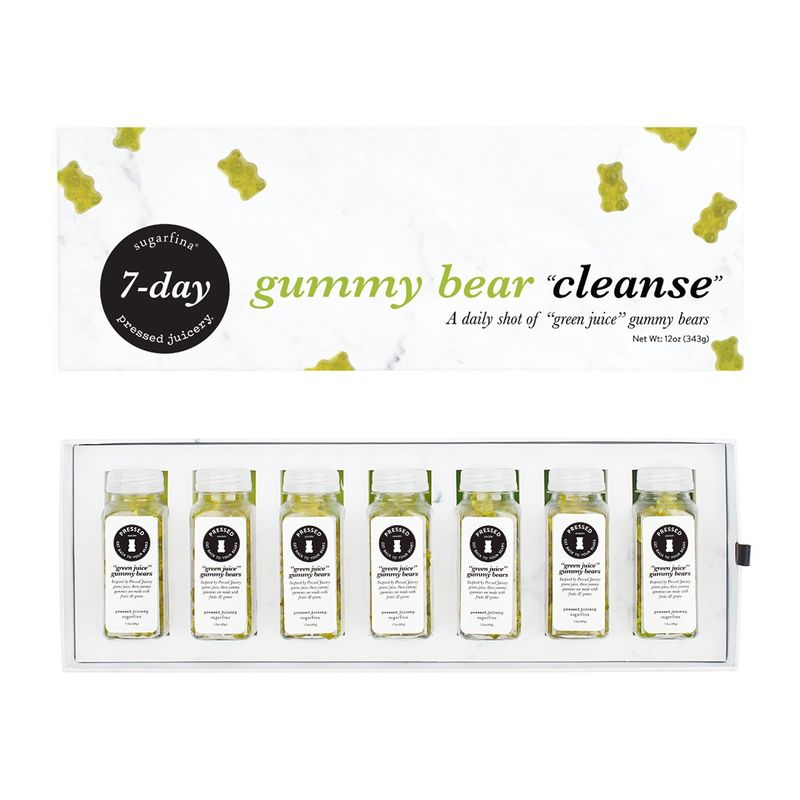 Gummy Bear Cleanses