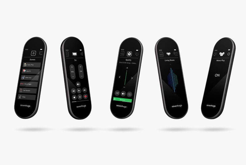 Entry-Level Smart Home Remotes