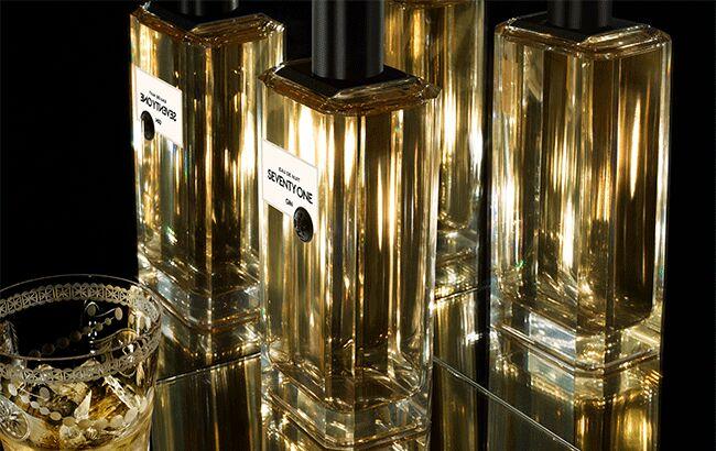 Perfume-Inspired Gin Spirits